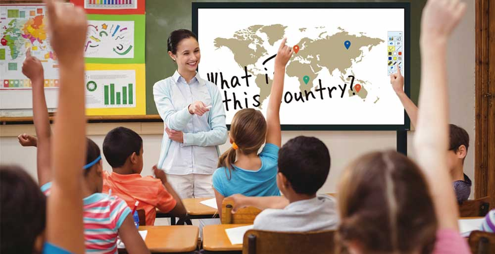 How to Choose Interactive Whiteboards for the Classroom?