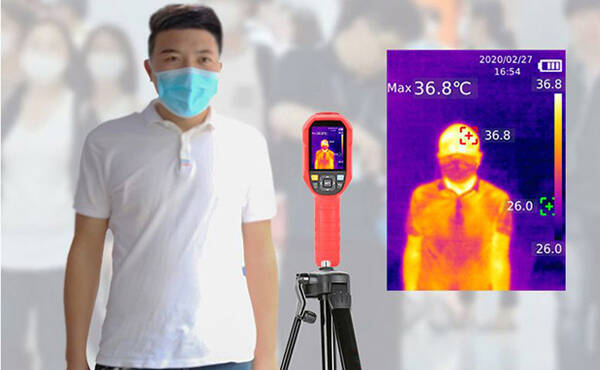 IQ Infrared Thermal Imager