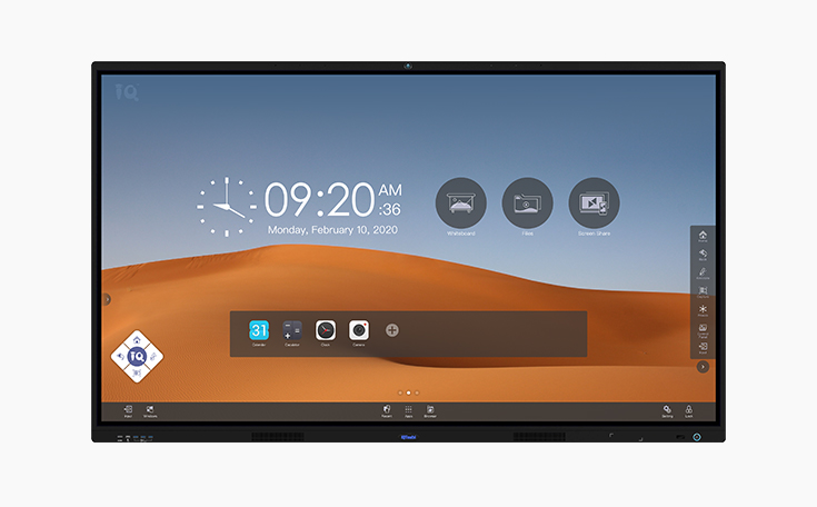 IQTouch L900 Series Interactive Flat Panel