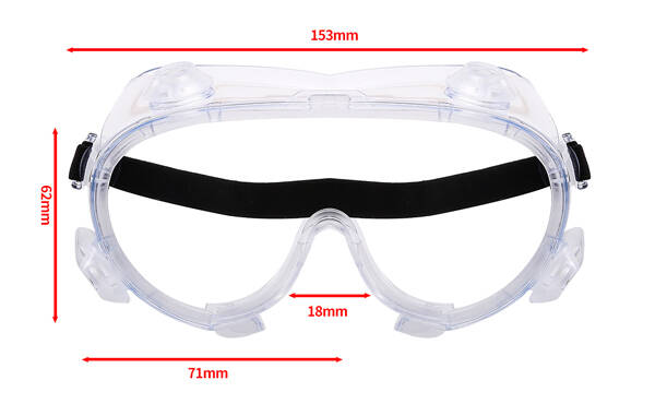 IQ Safety Goggles