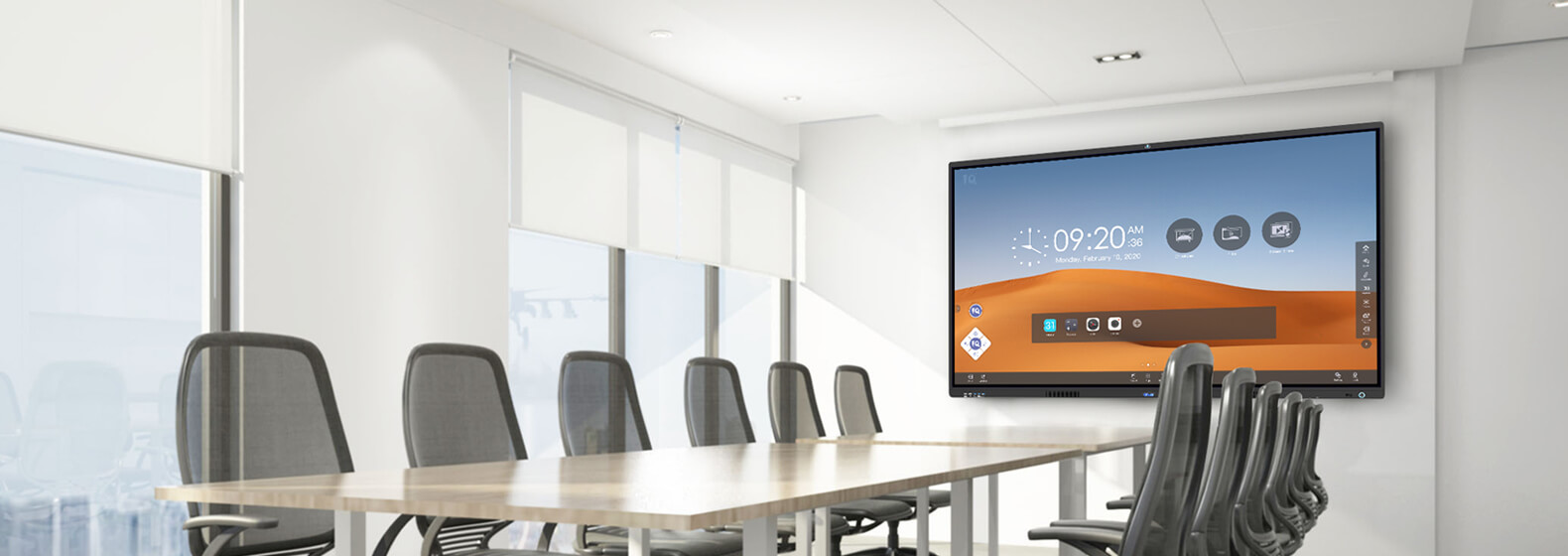IQ Smart Meeting Room Solutions